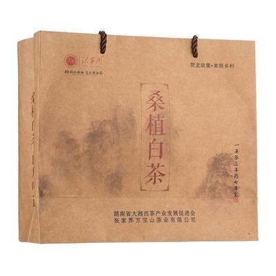 湖南省张家界市桑植县桑植白茶 一级 礼盒装