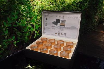 湖南省长沙市雨花区黑茶沱茶 二级 盒装