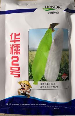 河南省南阳市卧龙区玉米种子  单交种 ≥96% ≥99% ≥85% ≤13% 华糯2号200g