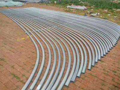这是一张关于钢管大棚的产品图片