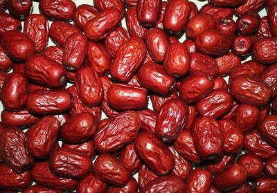 这是一张关于若羌红枣 特级的产品图片