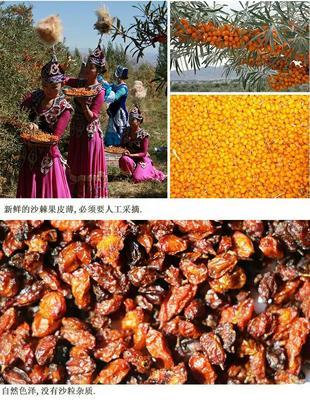 这是一张关于沙棘果 橙黄色的产品图片