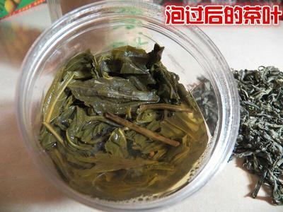 广东省广州市白云区绿杨春茶叶 特级 袋装