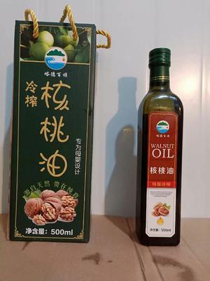 河北省石家庄市灵寿县现榨核桃油
