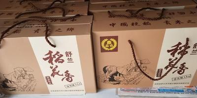 吉林省吉林市龙潭区 稻花香大米 一等品 一季稻 粳米 进口机器打磨