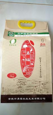 湖南省常德市鼎城区常德香米 一等品 晚稻 籼米