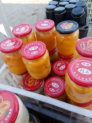 这是一张关于黄桃罐头 18-24个月的产品图片
