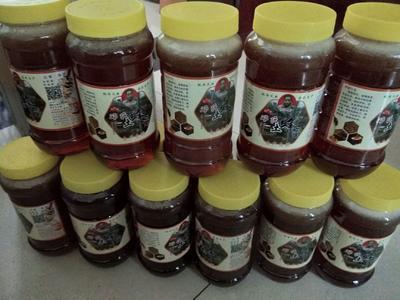 这是一张关于土蜂蜜 塑料瓶装 2年以上 98%的产品图片