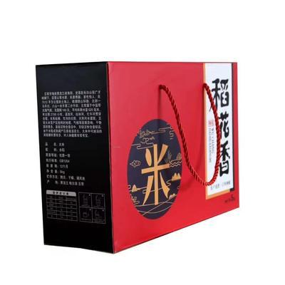 黑龙江省哈尔滨市五常市东北大米 一等品 一季稻 粳米