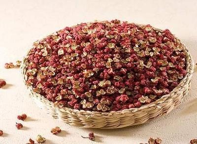 这是一张关于山东花椒 一级 干花椒的产品图片