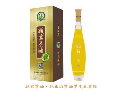湖南省永州市祁阳县压榨一级山茶油