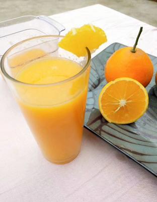 这是一张关于血橙 55 - 60mm 4-8两的产品图片