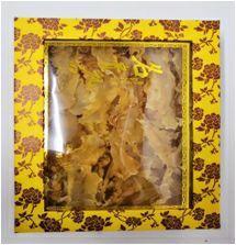 这是一张关于鳕鱼片  一等头鱈鱼胶250克的产品图片