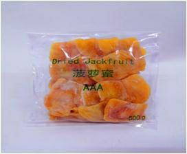 广东省佛山市南海区泰国菠萝蜜 菠萝蜜干500克袋装
