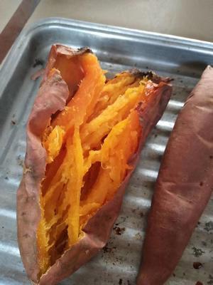 这是一张关于烟薯25 1斤~1.5斤 红皮的产品图片