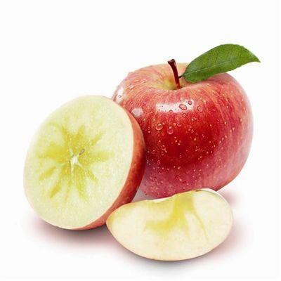 新疆维吾尔自治区阿拉尔市阿拉尔市冰糖心苹果 70mm以上 统货 光果