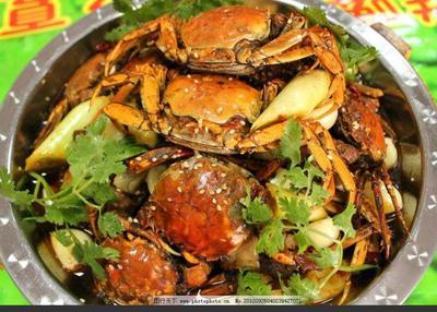 安徽省蚌埠市五河县安徽螃蟹 2.0-2.5两 公蟹