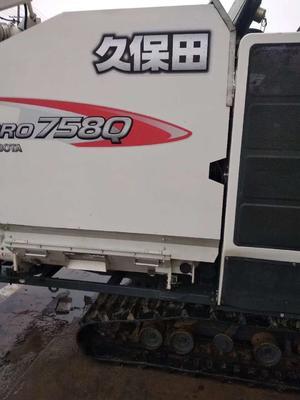 安徽省六安市霍邱县其它农机 自用久保田758