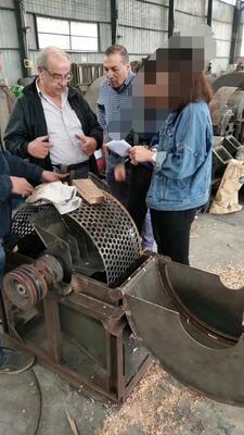 河南省郑州市荥阳市木材粉碎机  时产1-15吨