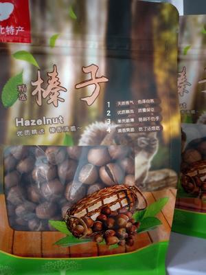 吉林省吉林市蛟河市榛子 12-18个月 包装