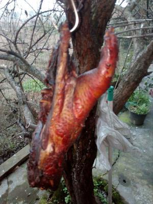 重庆铜梁区农家自制腊火腿 袋装