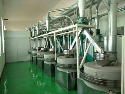 这是一张关于石磨面粉 中筋面粉 的产品图片