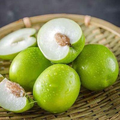 这是一张关于台湾青枣 直口 120g 的产品图片