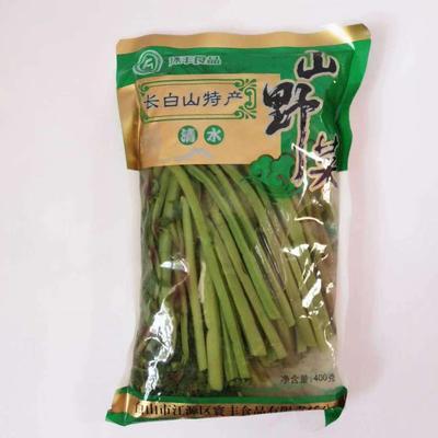 广东省清远市清新区野生蕨菜 鲜货