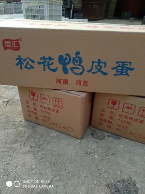 河南省郑州市新郑市松花鸭蛋