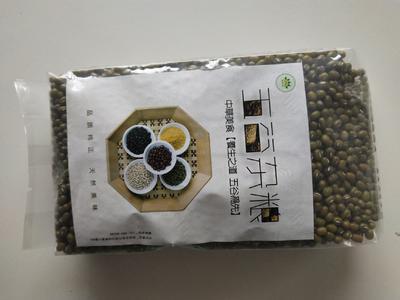 河南省洛阳市伊川县东北绿豆 袋装 1等品