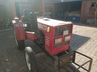 辽宁省朝阳市喀喇沁左翼蒙古族自治县轮式拖拉机