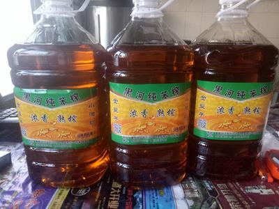 黑龙江省黑河市爱辉区笨榨豆油