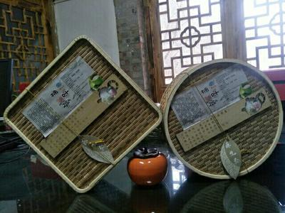 陕西省商洛市山阳县柿叶茶 礼盒装 特级