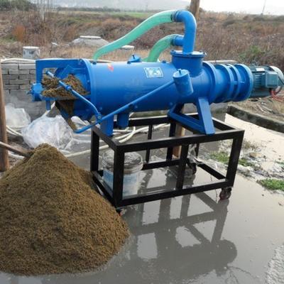 山东省济宁市曲阜市肥料脱水机 干湿分离机