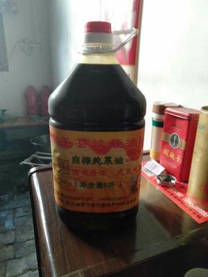 陕西省渭南市富平县自榨纯菜籽油
