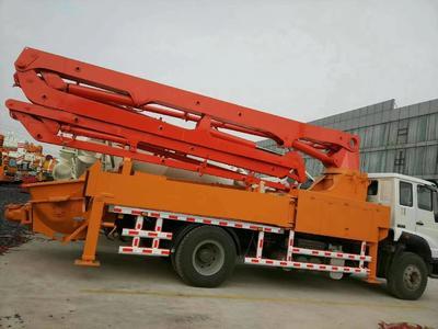 山东省济宁市任城区其它农资 混凝土泵车