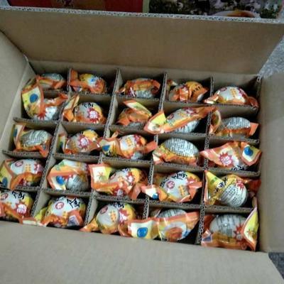 广西壮族自治区防城港市港口区烤海鸭蛋 礼盒装