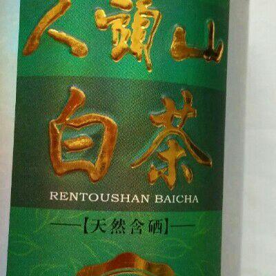 湖北省恩施土家族苗族自治州咸丰县松阳白茶 一级 罐装