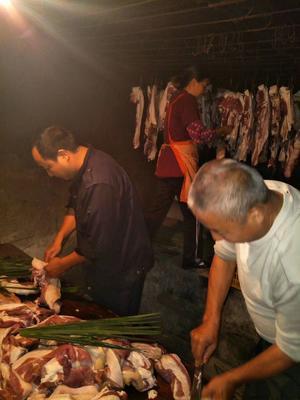 湖南省邵阳市城步苗族自治县五花腊肉 散装