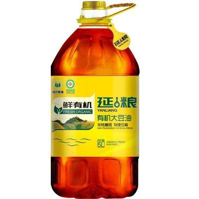 吉林省延边朝鲜族自治州敦化市有机大豆油