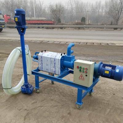 山东省济宁市曲阜市肥料脱水机  干湿分离机 固液分离