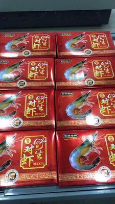辽宁省丹东市东港市中国对虾 野生 9钱以上