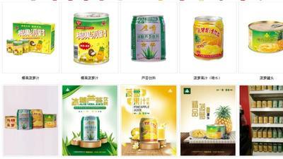 广东省湛江市雷州市菠萝罐头 18-24个月