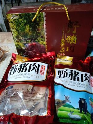 江苏省苏州市吴中区特种野猪 公 100斤以上 农副产品