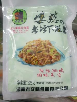 这是一张关于麻辣下饭菜  6-12个月 老坛下饭菜  的产品图片