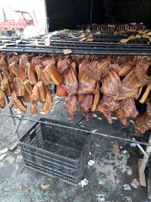 重庆渝北区四川腊肉 散装
