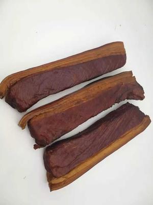 这是一张关于后腿腊肉 袋装 的产品图片