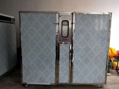 湖北省随州市曾都区烘干机 食用菌智能温控电烘干