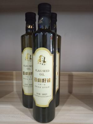 福建省莆田市荔城区有机亚麻籽油