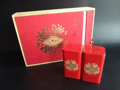 山东省日照市东港区日照红茶 一级 盒装